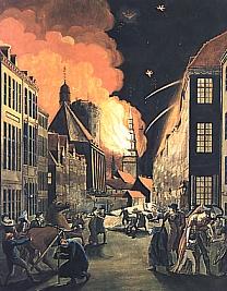 Пожар Копенгагена