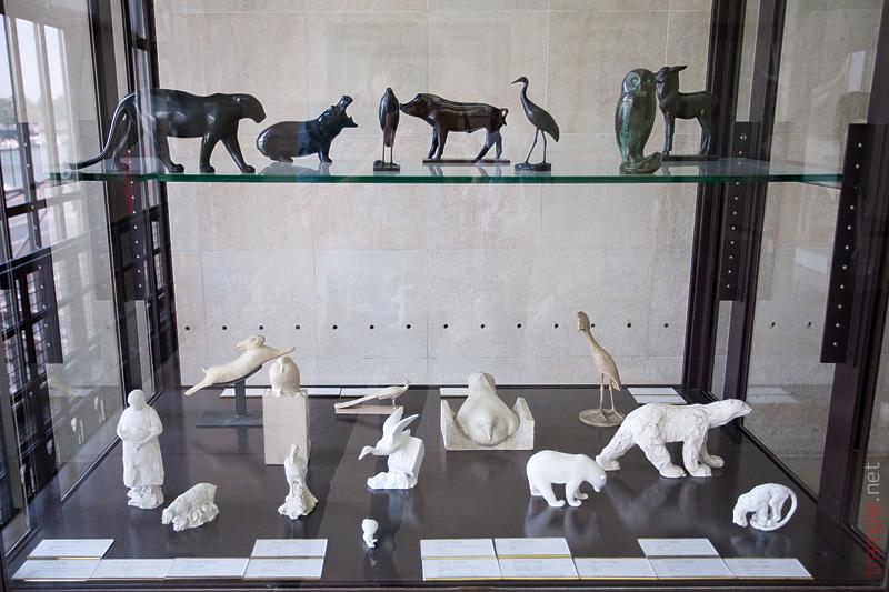 Музей Орсе Musée d'Orsay François Pompon Франсуа Помпон