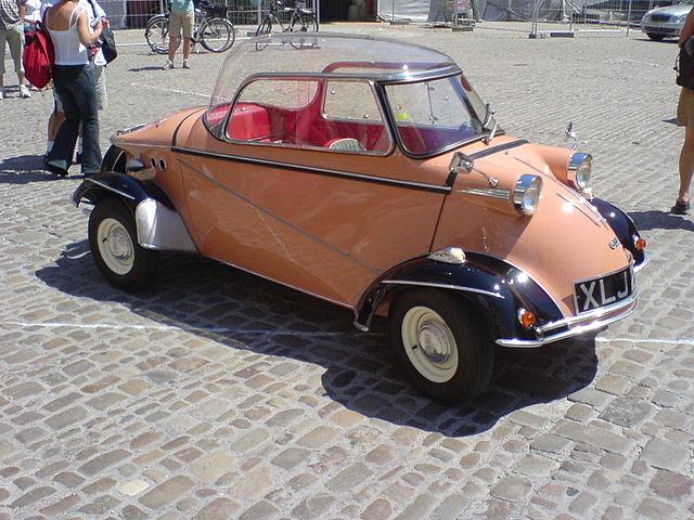 Messerschmitt TG500
