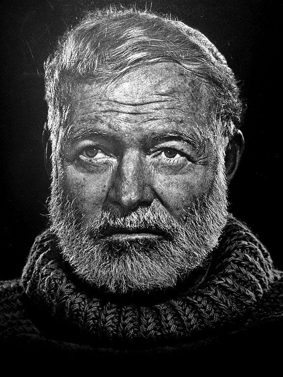 Ernest Miller Hemingway  Эрнест Миллер Хемингуэй