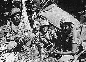 Радисты навахо, 1944 г.
