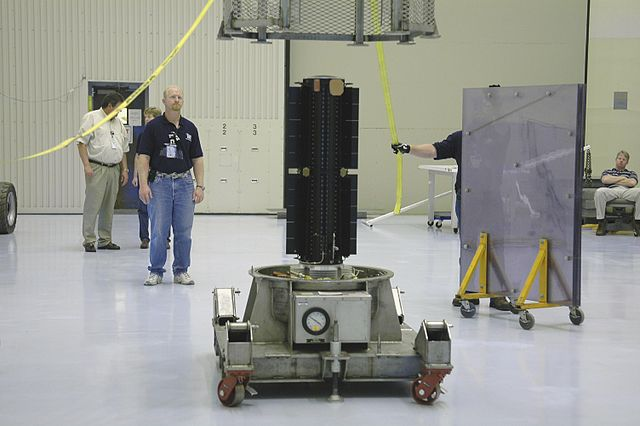 РИТЭГ космического аппарата «New Horizons»