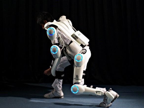 HAL Hybrid Assistive Limb
