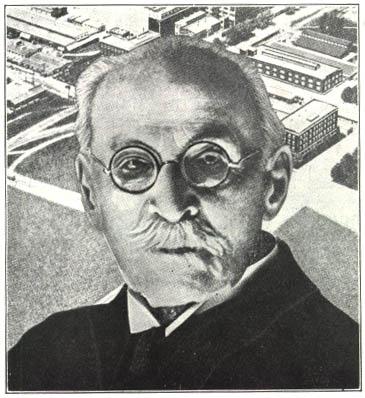 Фредерик Уолтон человек запатентовавший линолиум